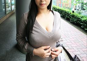 巨乳の魅力に気付かせてくれた巨乳熟女との出会い
